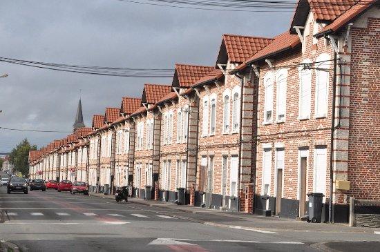 Haillicourt photos featured images of haillicourt pas for Maison typique du nord de la france