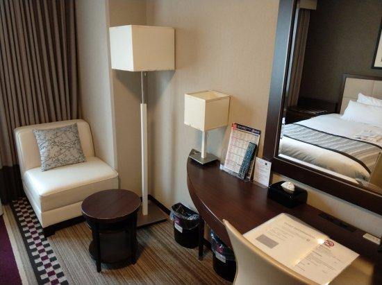 Hotel Sunroute Plaza Shinjuku: 雙人床房型
