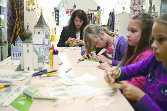 Kosice, Slovakiet: Workshop