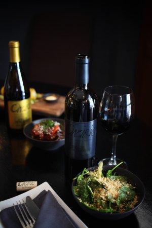 Elgin, Sudáfrica: Food and wine pairings at Oneiric