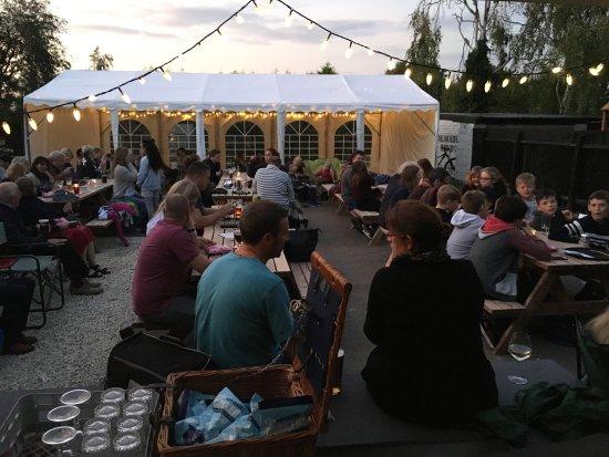 St. Neots, UK: Summer outdoor movie nights