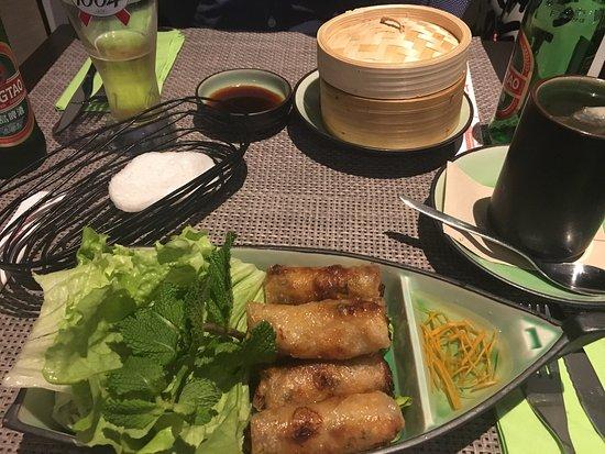 Beausoleil, Monako: Un délice le soir ....... Un soirée exceptionnelle avec une cuisine élaboré et savoure ......tou
