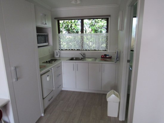 Carterton, New Zealand: Standard Studio kitchen