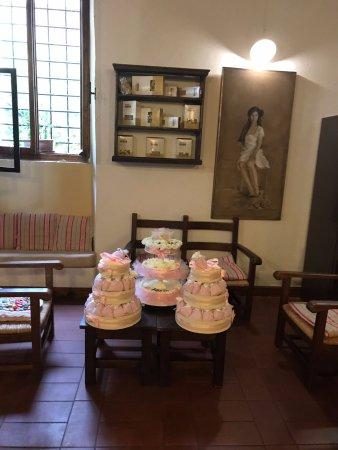 Sassoferrato, Italia: Battesimo