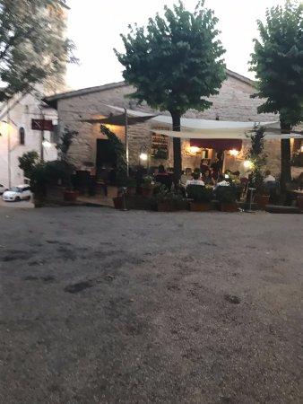 Sassoferrato, Italia: Esterno