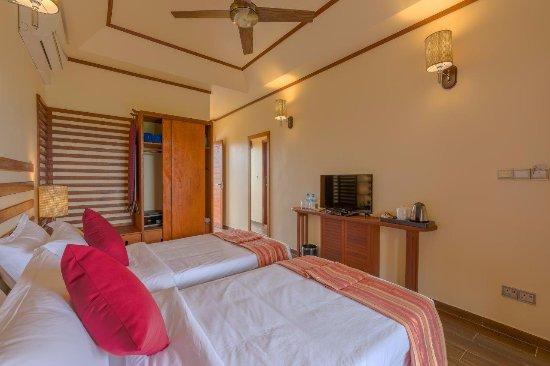 Interior - Picture of Araamu Holidays & Spa, Dhiffushi Island - Tripadvisor