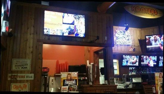 North Little Rock, أركنساس: Hooters