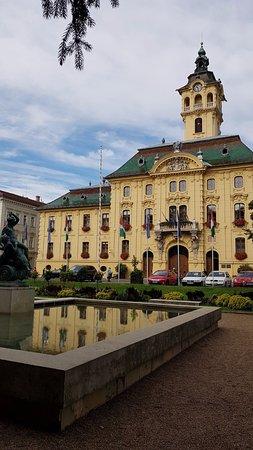 Szeged, Magyarország: Town Hall