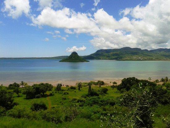 Antsiranana (Diego Suarez), Madagascar: Pain de sucre ou Nosy lonjo à Diégo suarez , Madagascar