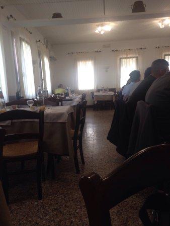 Quarto D'Altino, Italy: Interni con particolare locandina