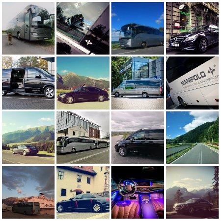 MANIFOLD Business Cab & Transport