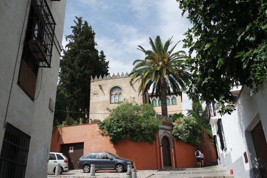 Albayzin: Дом зажиточного мавританского купца...