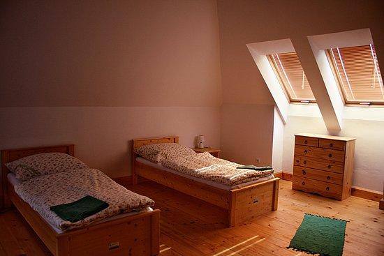 Roznava, Slovakia: Podkrovná izba
