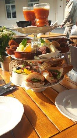 Brasserie Royal: High lunch