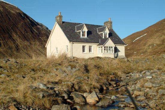 Ardgay, UK: Cottage Deanich