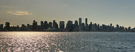 North Vancouver, Canada: Sea Bus to Lonsdale Quay