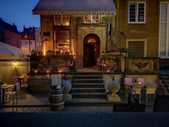 Wine Bar & Restaurant Literacka, Gdansk - Menu, Prices