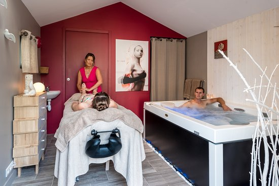 Guerande, France: Spa et massages à 2