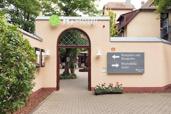 Eingang vom h hotel n rnberg bild von h hotel n rnberg - Mobelhauser nurnberg und umgebung ...