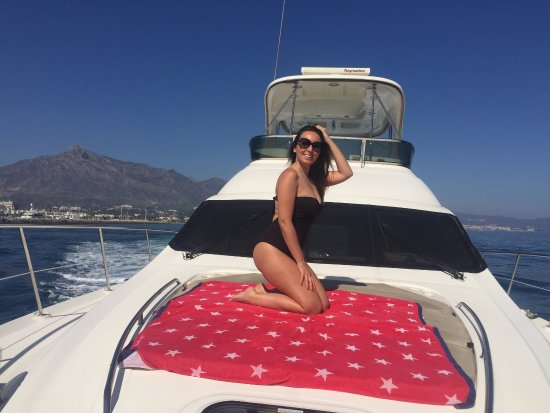Puerto Banus, Spain: Pamper yourself with a yacht trip!