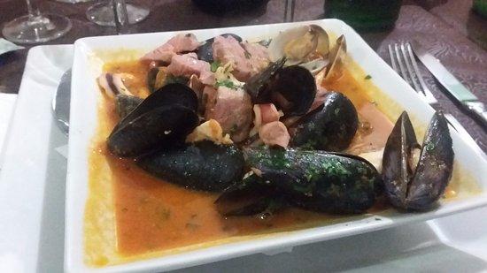 Il Ritrovo Sorrento: Zuppa di pesce