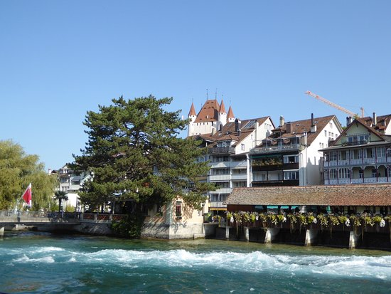 Thun-Thunersee Tourism