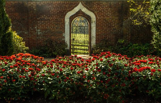 Montpelier Station, เวอร์จิเนีย: The Annie duPont Formal Garden at James Madison's Montpelier