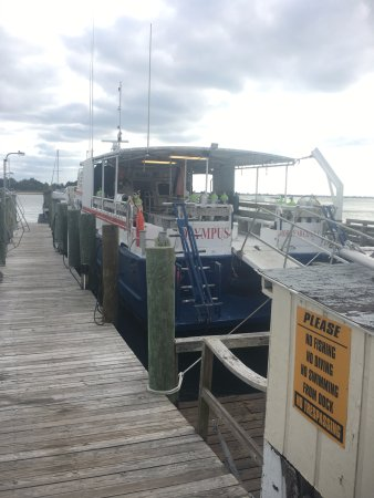 Morehead City, NC: Olympus Dive Boat