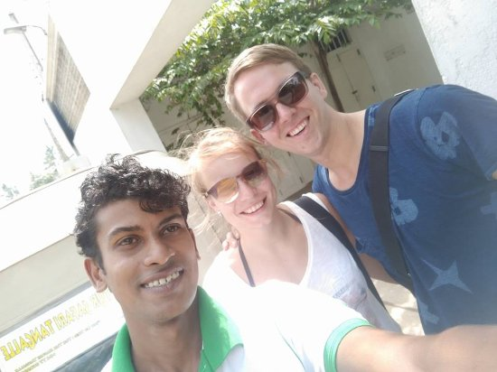 Tangalle, Sri Lanka: Good Bye Friends...