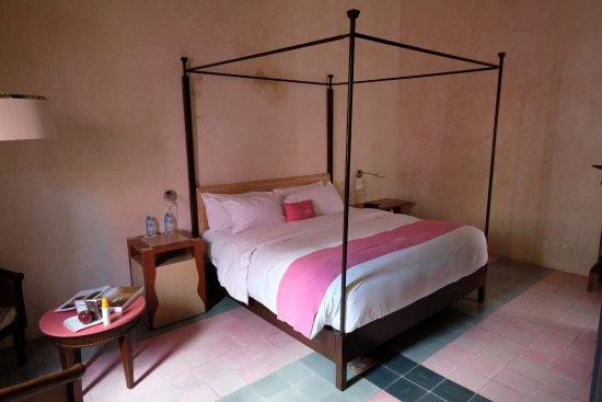 Rosas & Xocolate Hotel Restaurant: Hotelzimmer