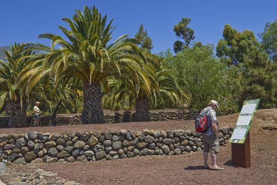 Güímar, España: Ruta Botánica Canaria