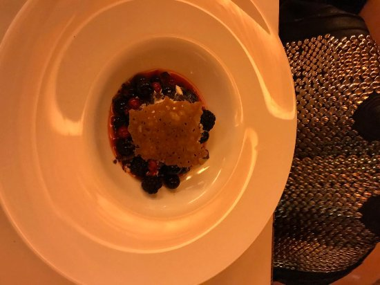 Roncofreddo, Itália: Dessert