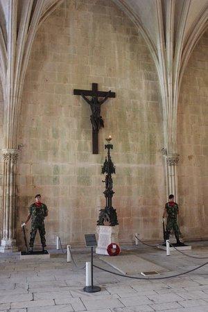 Batalha Monastery: kaplica - mauzoleum