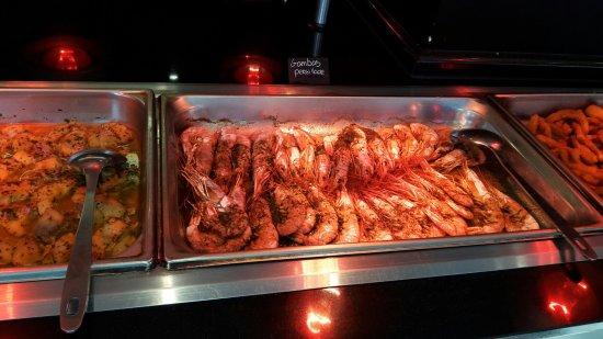 Decines-Charpieu, Frankreich: Crevettes.