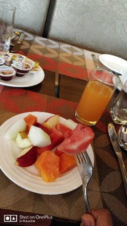 My stay at Golden grand with buffet lunch