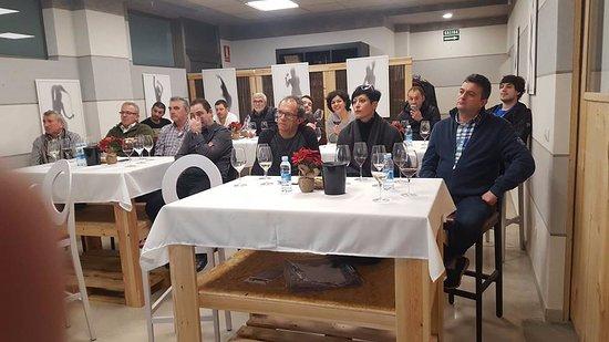 Alfaro, Spain: Sala de Catas