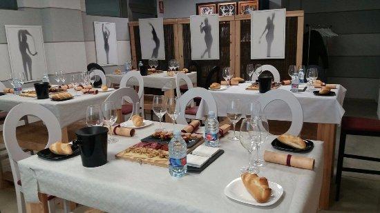 Alfaro, Spain: Sala de Catas y Exposiciones