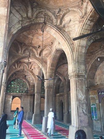 Sidi Saiyed's Mosque: Inner hall