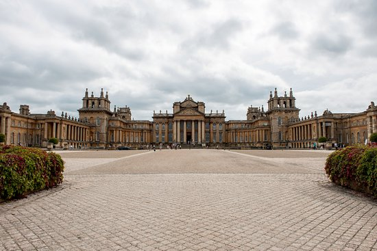 Woodstock, UK: Blenheim Palace