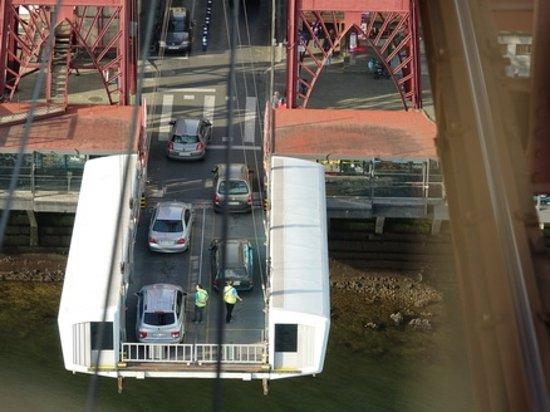 "Getxo, Spain: The ""car boat"""