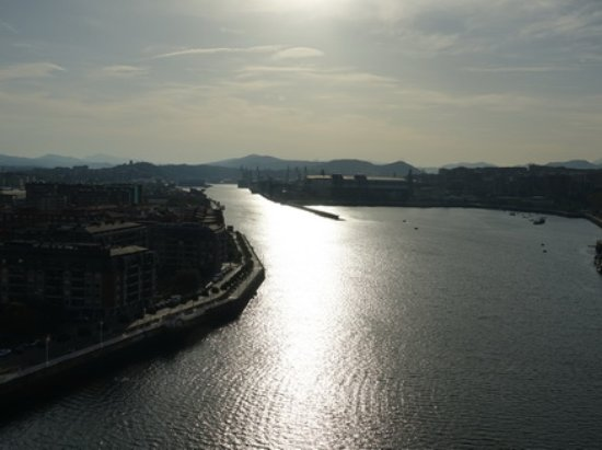 Getxo, Spain: View from the top
