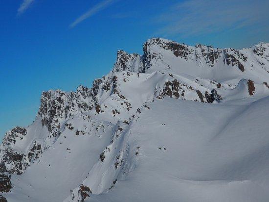 Fox Glacier, Nueva Zelanda: Mount cook?