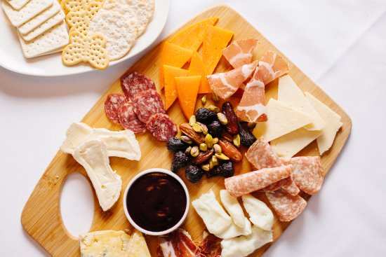 Delafield, WI: Charcuterie and Artisan Cheese Platter