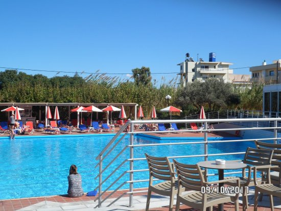 Santa Marina: la piscine