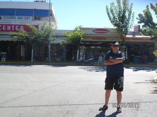 Santa Marina: devant du club
