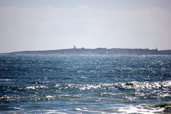 Bloubergstrand Beach: Robben Island