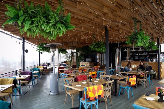 Azotea Matilde Santiago Menu Prices Restaurant Reviews