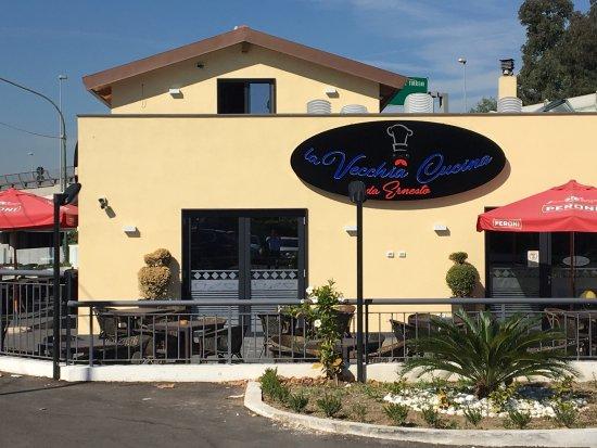La Vecchia Cucina da Ernesto, Cava De\' Tirreni - Restaurant ...