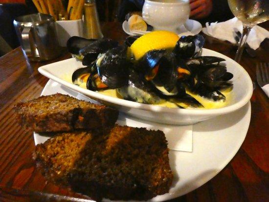 Portmagee, Ιρλανδία: Best mussels I had in Ireland!