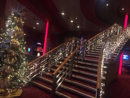 Grosvenor casino birmingham christmas party